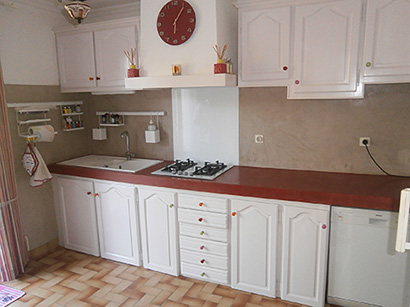 Imagorenovation r novation de cuisine finition b ton for Beton mineral sur faience
